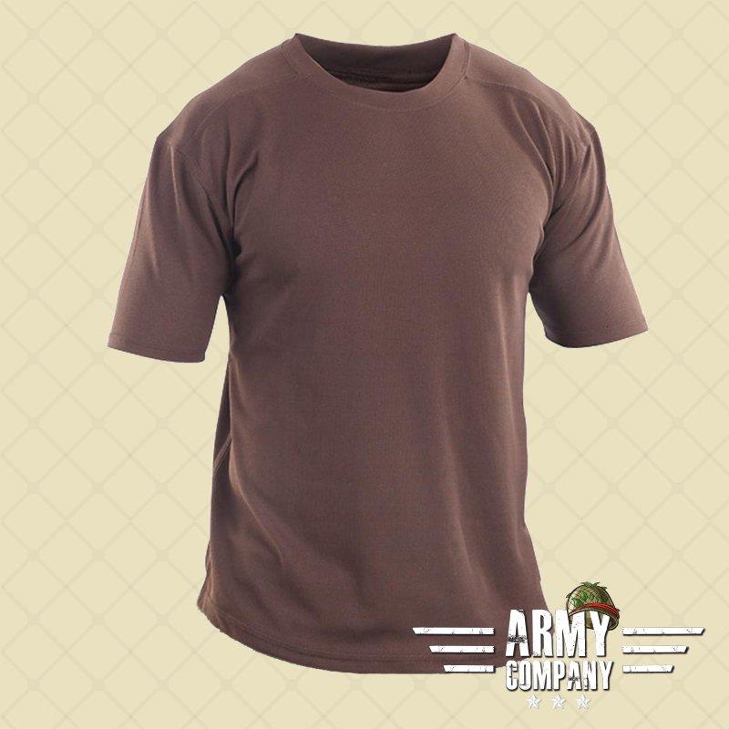 British Military Surplus T Shirts Bruin Army Company