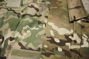 Camouflage-soorten