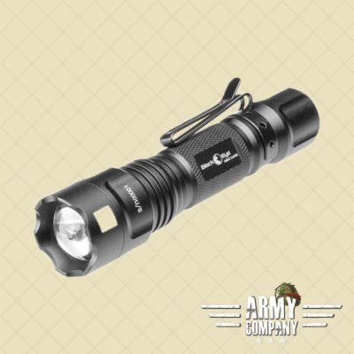 MacTronic Mini flashlight - Black