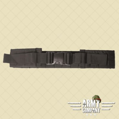 Mil-Tec Pistol belt ′Modular System′ - Black