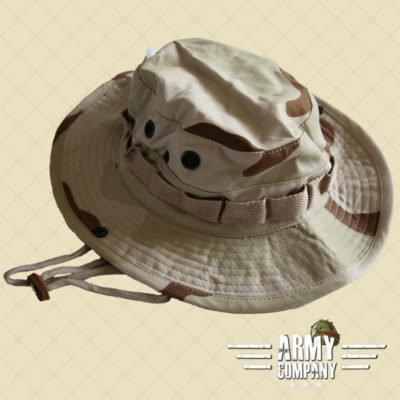 Bush hoed luxe - 3 Kleuren Desert