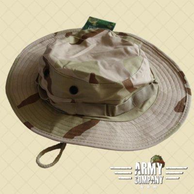 Bush hoed de luxe ripstop - 3 Kleuren Desert