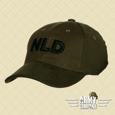 Baseball cap NLD - Groen