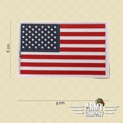Embleem 3D PVC U.S.A.