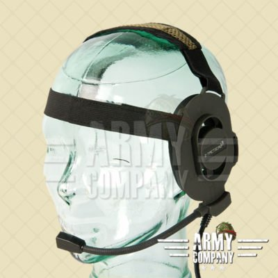 Z-Tactical Elite II Headset - Foliage Green