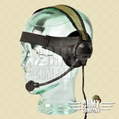 Z-Tactical Swimmer headset - Foliage Green