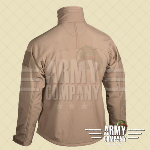 Invader Gear tactical Softshell jacket - Coyote