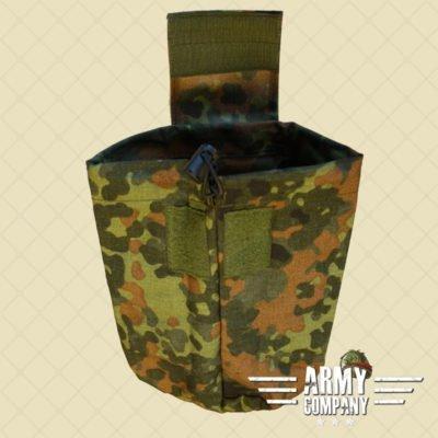 SAGear opvouwbare dump pouch - Flecktarn