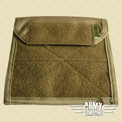 Molle pouch admin flat #H - Khaki