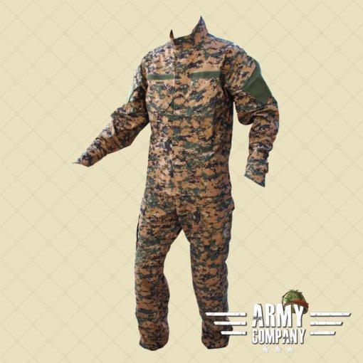 ASI uniform - Marpat