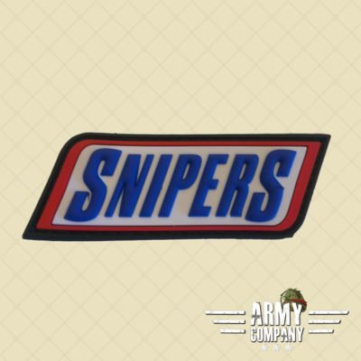 Patch Snipers - 3D plastic
