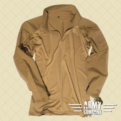 Tactical MIL-TEC shirt - Coyote