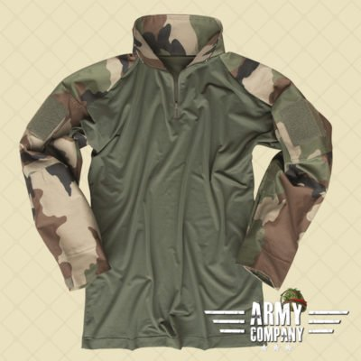 Tactical MIL-TEC shirt - Woodland
