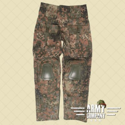 Combat Mil-Tec broek WARRIOR - Flecktarn