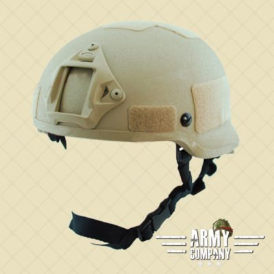 Z-Tactical Mich 2002 helm - Sand