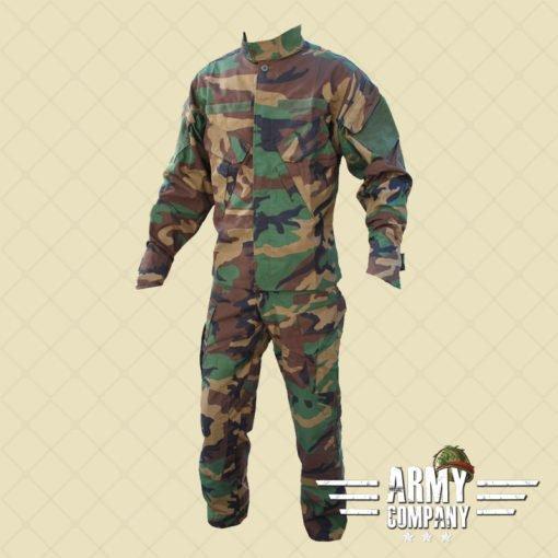 Pro2013 uniform – Woodland