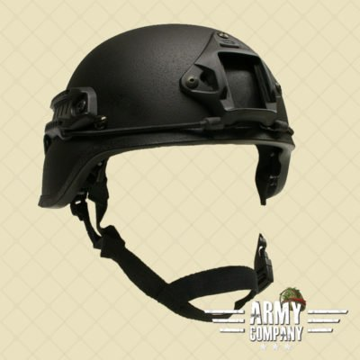 Helm US MICH 2000 met NV mount - Black