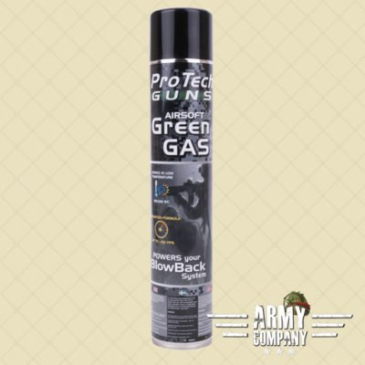 Pro Tech Guns Green gas 1000 ml