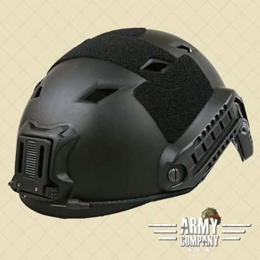 X-Shield FAST BJ helm - Zwart