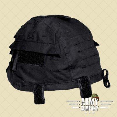 Tactical helmetcover MFH – Black