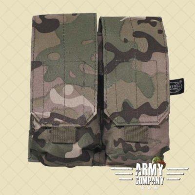 MOLLE pouch magazijn 2 x M16/M4 MFH - dtc/multi
