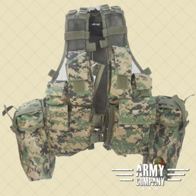 Tactical vest 12 - Marpat