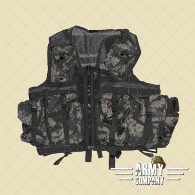 Tactical vest MOLLE 8 MIL-TEC ACU