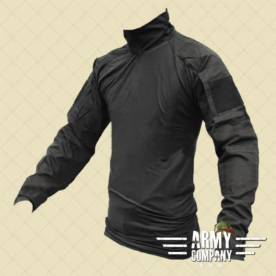 Tactical MIL-TEC shirt - Black