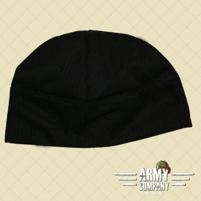 Quick dry cap - Black