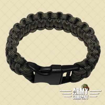 Armband Paracord MIL-TEC - OD Green