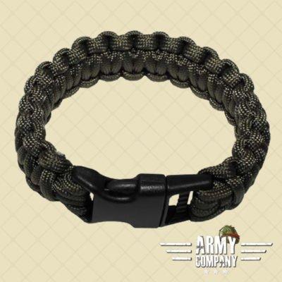 Armband Paracord MIL-TEC - OD Green