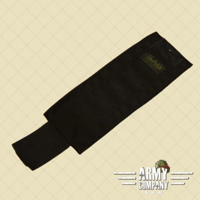 SAGear Simple Flap voor KDP pouch - Black